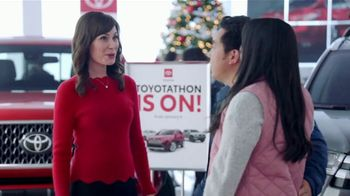 Toyota Toyotathon TV Spot, 'Holiday Decorations' [T2] - 47 commercial airings