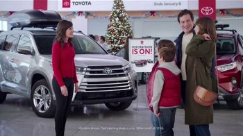 Toyota Toyotathon TV Spot, 'Finally Home' [T2] - 26 commercial airings