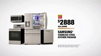 The Home Depot TV Spot, ' Samsung Kitchen Package: 40 Percent Off' - Thumbnail 8