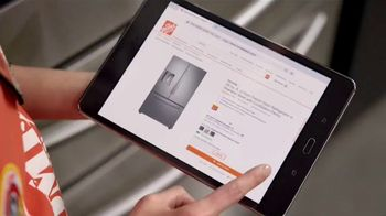 The Home Depot TV Spot, ' Samsung Kitchen Package: 40 Percent Off' - Thumbnail 4