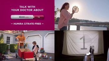 HUMIRA Pen TV Spot, 'You Inspired Us' - 5827 commercial airings