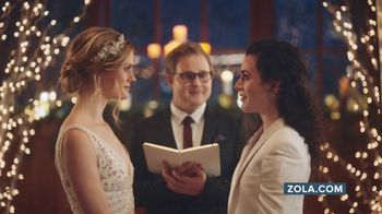 Zola TV Spot, 'Save the Dates: 50 Percent Off'