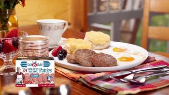 Purnell Old Folks Country Sausage Patties TV Spot, 'Quick & Easy' - Thumbnail 6