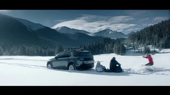 Land Rover Season of Adventure Sales Event TV Spot, 'Play Harder: Activity Key' [T2]