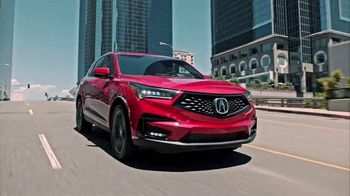 Acura TV Spot, 'Excite the Senses: RDX and MDX' [T2]