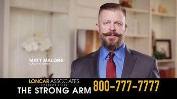 Loncar & Associates TV Spot, 'Big Truck Accidents'