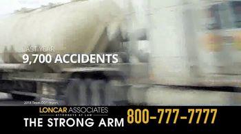 Loncar & Associates TV Spot, 'Big Truck Accidents' - Thumbnail 1