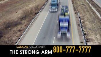 Loncar & Associates TV Spot, 'Big Truck Accidents' - Thumbnail 7