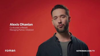 Roman TV Spot, 'Fatherhood' Featuring Alexis Ohanian - Thumbnail 4