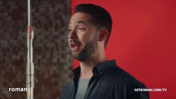 Roman TV Spot, 'Fatherhood' Featuring Alexis Ohanian - Thumbnail 7