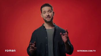 Roman TV Spot, 'Fatherhood' Featuring Alexis Ohanian - Thumbnail 8