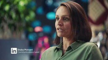 LinkedIn TV Spot, 'Finding Her Passion: Shaba Mohseni' - Thumbnail 2