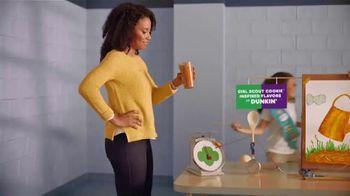 Dunkin' Girl Scout Inspired Flavors TV Spot, 'Ingenuity'