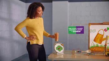 Dunkin' Girl Scout Inspired Flavors TV Spot, 'Ingenuity: $2' - Thumbnail 2