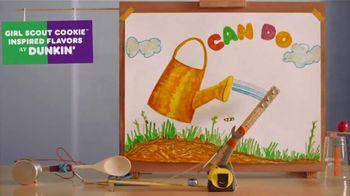 Dunkin' Girl Scout Inspired Flavors TV Spot, 'Ingenuity: $2' - Thumbnail 3