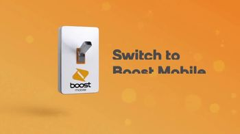 Boost Mobile TV Spot, 'Get Moving' Song by Pitbull - Thumbnail 9