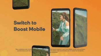 Boost Mobile TV Spot, 'Get Moving' Song by Pitbull - Thumbnail 2