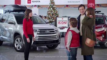 Toyota Toyotathon TV Spot, 'Finally Home' [T1]