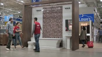 Lowe's Bath Savings Event TV Spot, 'Remodeling Done Right: Savings on Vanities' - Thumbnail 5