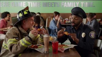 Beef 'O' Brady's Wing Wednesdays TV Spot, 'What's Your Flavor'
