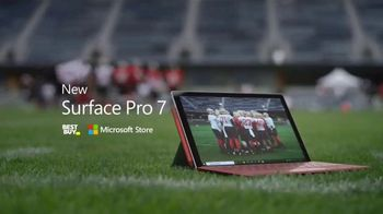 Microsoft Surface Pro 7 TV Spot, 'Your Dream Is Coming: No Offer' Featuring Katie Sowers - Thumbnail 9