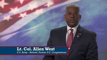 Committee to Defend the President TV Spot, 'Lt. Col. West: The Attacks Must Be Stopped' - 7 commercial airings