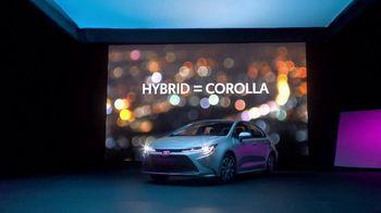 Toyota Corolla Hybrid TV Spot, 'Greater' Song by Dojo for Crooks [T2]