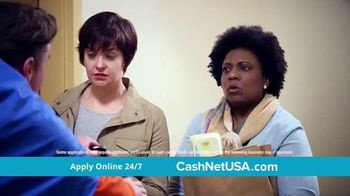 CashNetUSA TV Spot, 'Man vs. Six Floors' - Thumbnail 4
