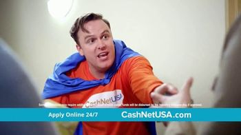 CashNetUSA TV Spot, 'Man vs. Six Floors'