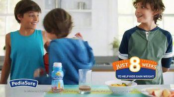 PediaSure Grow & Gain Shakes TV Spot, 'A Lot to Look Up to: Organic' - Thumbnail 7