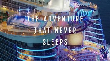Royal Caribbean Cruise Lines TV Spot, 'Oasis of the Seas' Song by Spencer Ludwig