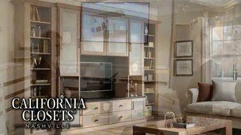 California Closets New Year's Offer TV Spot, 'Any Room' - Thumbnail 7