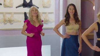 Comfy Corset TV Spot, 'A Bra That Does It All' Featuring Taylor Baldwin