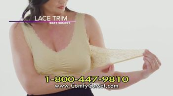 Comfy Corset TV Spot, 'A Bra That Does It All' Featuring Taylor Baldwin - Thumbnail 8