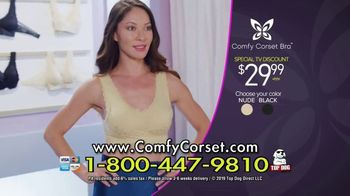 Comfy Corset TV Spot, 'A Bra That Does It All' Featuring Taylor Baldwin - Thumbnail 9