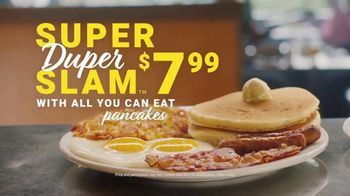 Denny's Super Duper Slam TV Spot, 'Super Duper New Year' - Thumbnail 5