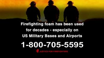 AVA Law Group, Inc TV Spot, 'Justice for Firefighters'