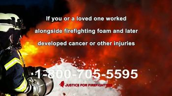 AVA Law Group, Inc TV Spot, 'Justice for Firefighters' - Thumbnail 7