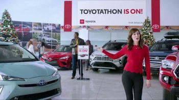 Toyota Toyotathon TV Spot, 'Santa's Elves' [T1] - Thumbnail 6