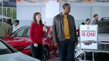 Toyota Toyotathon TV Spot, 'Santa's Elves' [T1] - Thumbnail 2