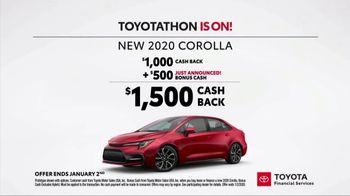Toyota Toyotathon TV Spot, 'Santa's Elves' [T1] - Thumbnail 5