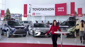 Toyota Toyotathon TV Spot, 'Rewind' [T2] - 4 commercial airings