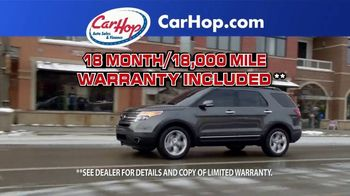 CarHop Auto Sales & Finance TV Spot, 'Get Approved With $100 Down' - Thumbnail 5