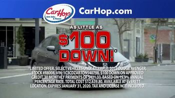 CarHop Auto Sales & Finance TV Spot, 'Get Approved With $100 Down' - Thumbnail 6