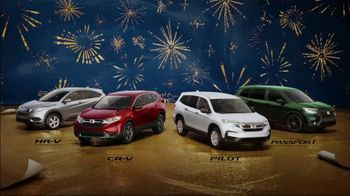 Happy Honda Days TV Spot, 'Unwrap the Joy: SUVs' Song by Earth, Wind and Fire [T2] - 1596 commercial airings