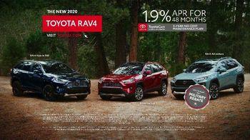 2020 Toyota RAV4 TV Spot, 'Start the Car' Song by So Many Wizards [T1] - Thumbnail 9