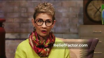 Relief Factor 3-Week Quickstart TV Spot, 'Susan's Review' Featuring Dr. Sebastian Gorka
