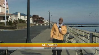 Ready.gov TV Spot, 'Be Ready for Any Weather' Featuring Al Roker