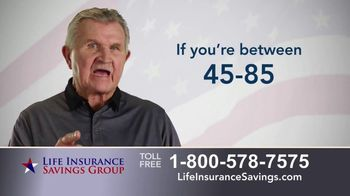 Life Insurance Savings Group TV Spot, 'Funeral Expenses and Debt' Featuring Mike Ditka - Thumbnail 4