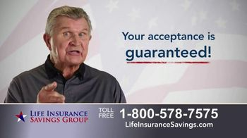 Life Insurance Savings Group TV Spot, 'Funeral Expenses and Debt' Featuring Mike Ditka - Thumbnail 5